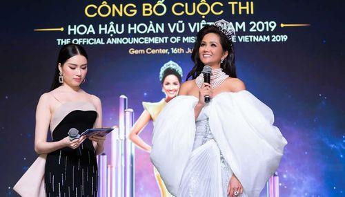 Khởi động cuộc thi Hoa hậu Hoàn vũ Việt Nam năm 2019