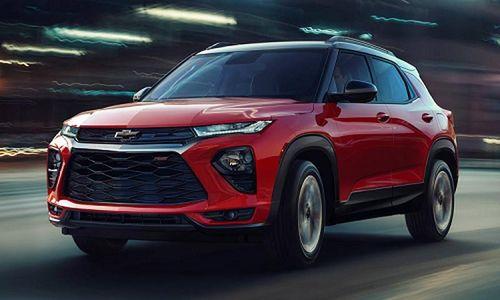 SUV Chevrolet TrailBlazer 2020: xe Mỹ sản xuất ở Trung Quốc
