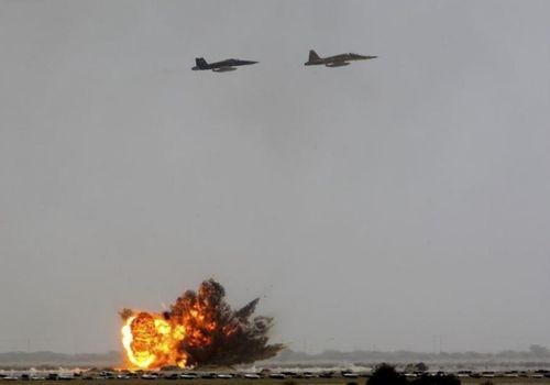 Thực hư Nga cho phép Israel vô tư không kích các mục tiêu Iran ở Syria?