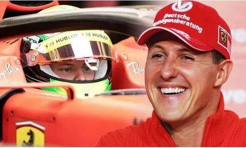 Con trai huyền thoại Michael Schumacher chưa đủ chuẩn cho F1