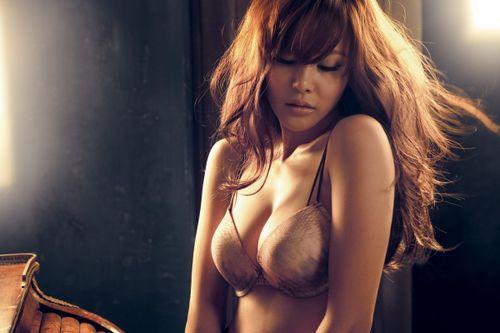 Người đẹp Hàn lao đao vì bị tình cũ tung ảnh nhạy cảm