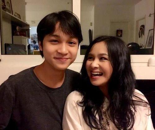 Con cái thành đạt của diva Thanh Lam, Mỹ Linh