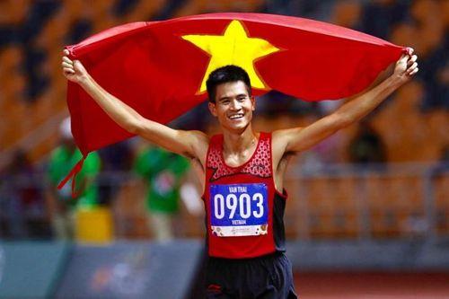 Việt Nam đã có tổng số 61 HCV, xếp thứ 3 toàn đoàn