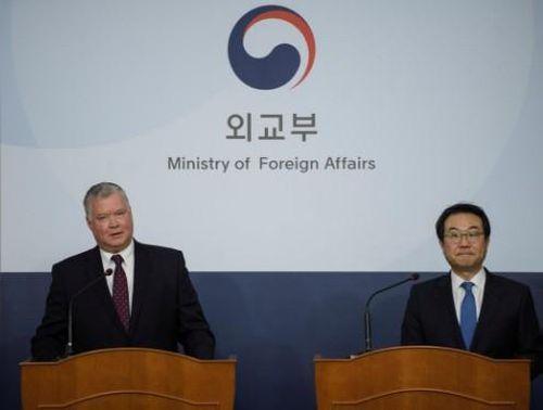 Đặc phái viên Mỹ thục giục Triều Tiên quay lại đàm phán