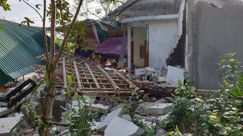 Vụ nổ sập nhà: Ngoài bố, thêm con trai tử vong, con dâu bị thương nặng