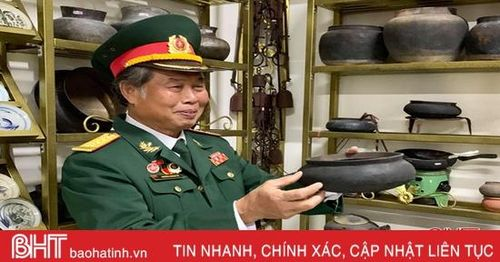 Đại tá về hưu góp sức chăm lo bảo tồn văn hóa làng xã