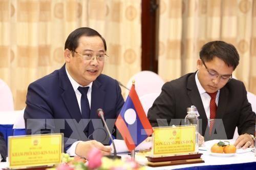 Tăng cường hợp tác đầu tư giữa Việt Nam và Lào