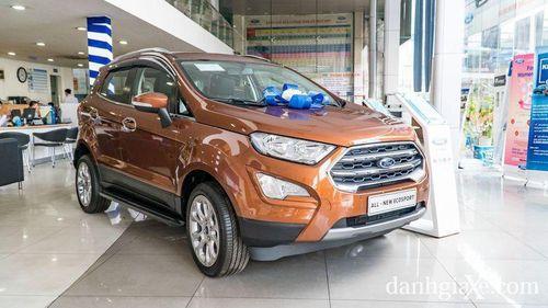 Ford EcoSport 2020 vs Hyundai Kona 2020: Cuộc đua bền bỉ của 2 mẫu SUV cỡ nhỏ