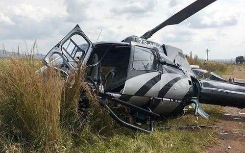 Mỹ tìm thấy mảnh vỡ vụ trực thăng mất tích hôm 26/12