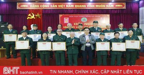 Cựu TNXP Hà Tĩnh nêu gương sáng làm theo lời Bác