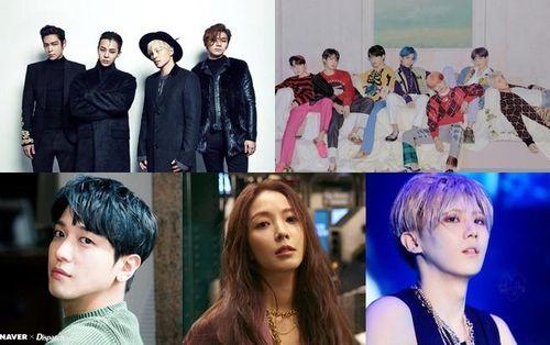 Lịch trình 2020 của 11 công ty giải trí Kpop: Jin (BTS) nhập ngũ, Bigbang comeback!