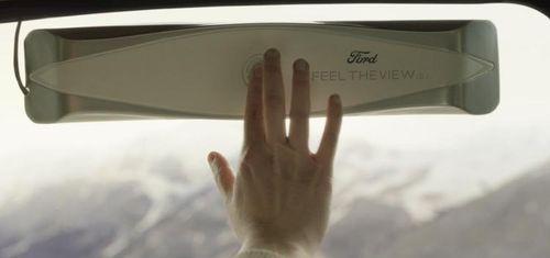 Cửa xe thông minh giúp người mù 'nhìn' được bên ngoài