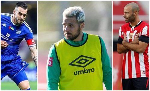 6 cầu thủ bạn không thể ngờ đến giờ vẫn còn đang thi đấu
