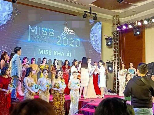 Thi 'chui' Miss Global Her Beauty có MC Ốc Thanh Vân: 'Trùm sò' là ai?