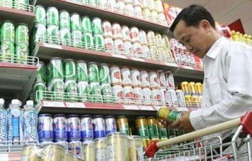 'Tứ trụ' thị trường bia Trung Quốc liệu có đổi ngôi?