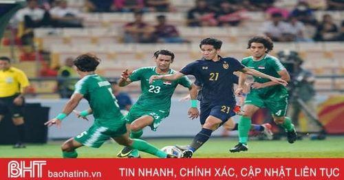U23 Australia và U23 Thái Lan giành quyền vào tứ kết