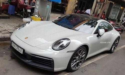 Ngắm Porsche 911 Carrera S chính hãng hơn 7,6 tỷ ở Sài Gòn