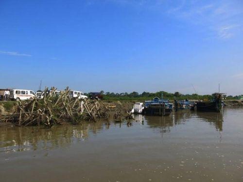 Majuli đảo sông lớn nhất thế giới đang chìm