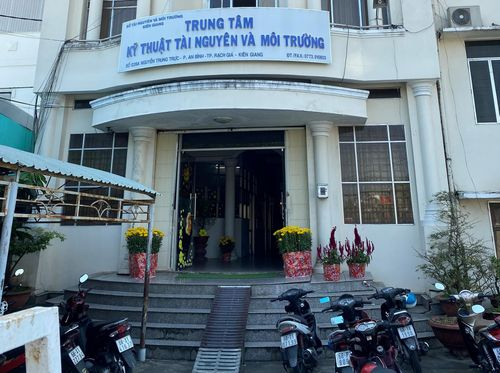 Thành quả 17 năm nỗ lực của Trung tâm Kỹ thuật Tài nguyên và môi trường tỉnh Kiên Giang