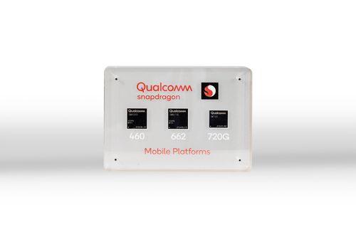 Qualcomm giới thiệu Snapdragon 720G, 662 và 460