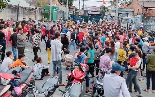 Công ty phá sản, Bình Dương huy động mọi nguồn lực hỗ trợ cho hơn 800 công nhân về quê đón Tết
