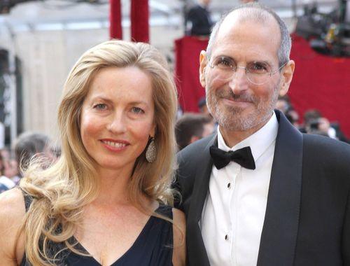 Chân dung người vợ tỷ phú của nhà sáng lập Apple Steve Jobs