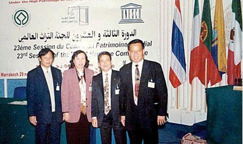 Hồ sơ di sản Hội An – Mỹ Sơn trên bàn hội nghị UNESCO