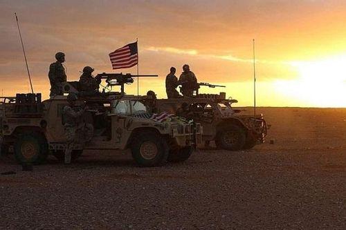 Mỹ thiết lập căn cứ mới ở Syria?