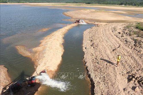 Quy hoạch tài nguyên nước phải đảm bảo an ninh nguồn nước quốc gia