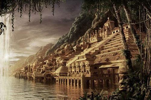 Bí ẩn thành phố vàng huyền thoại của người Inca