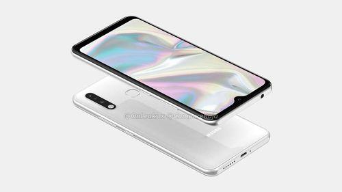 Galaxy A70e - Smartphone tầm trung mới của Samsung bất ngờ lộ diện