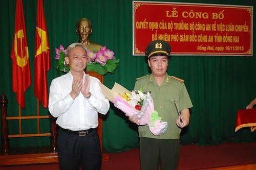 Bộ Công an, Bộ Quốc phòng điều động, bổ nhiệm lãnh đạo mới