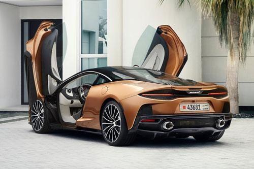 Top 10 xe hơi 'chất' nhất quả đất: Lamborghini vắng mặt