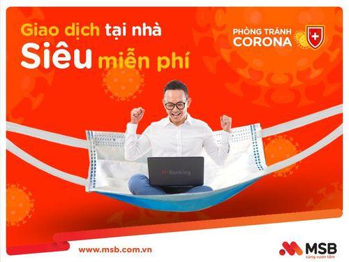 Ngân hàng điện tử: Tuyệt chiêu phòng dịch Covid-19