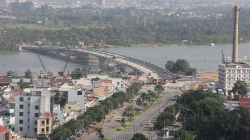 Đồng Nai: Đầu tư 1.340 tỷ xây dựng đường ven sông
