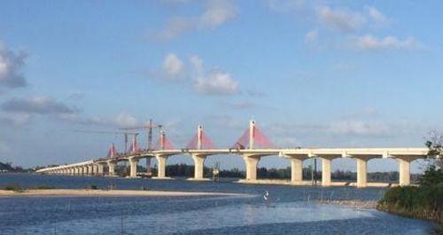 Quảng Ngãi: Đề xuất đổi tên cầu Cửa Đại thành cầu Cổ Lũy hoặc Thiên Mã
