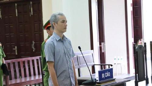 Cựu Viện phó Viện kiểm sát nhân dân cấp huyện lĩnh án vì 'chạy án'