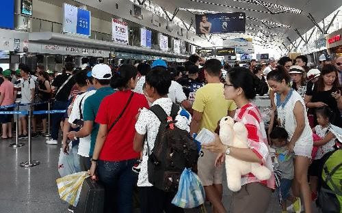 Khách đi Thanh Hóa lên nhầm chuyến bay đi Đà Nẵng