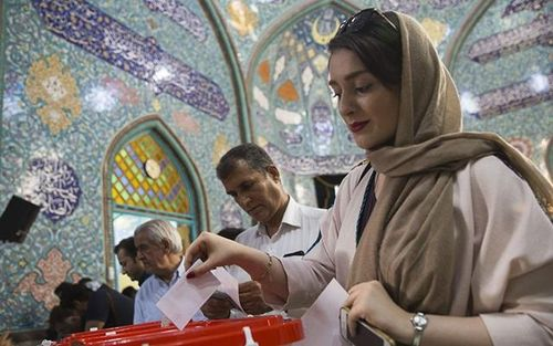 Iran tiến hành tổng tuyển cử