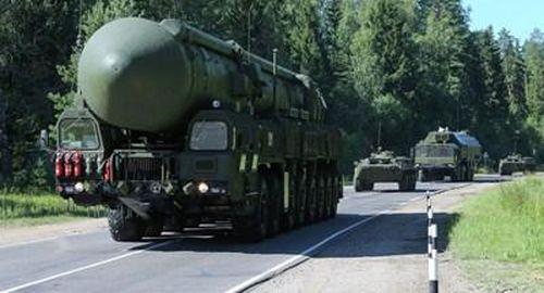 Sức mạnh không cho kẻ thù lối thoát của vũ khí hạt nhân Nga mới