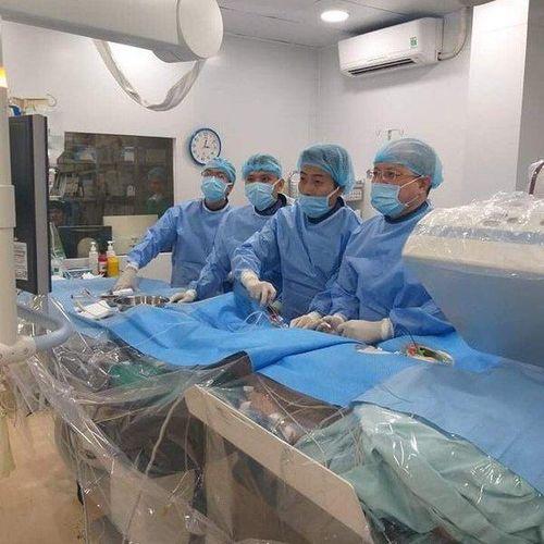 Hy hữu: Cứu sống nam bệnh nhân có tim nằm bên phải