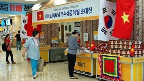 Việt Nam đề nghị Hàn Quốc cấp phép cho bưởi và thanh long