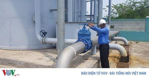 Kiên Giang chủ động phương án cấp nước sinh hoạt trong mùa hạn mặn