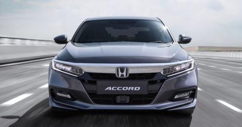 Giá hơn 1 tỷ đồng, Honda Accord 2020 mới ra mắt hấp dẫn ở điểm nào?