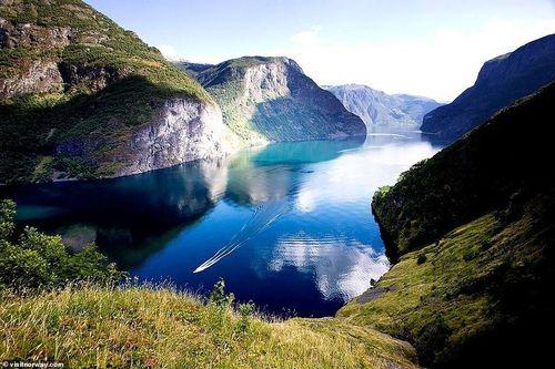Những bức ảnh tuyệt đẹp khiến du khách muốn đến Na Uy ngay lập tức