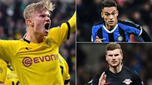Haaland, Lautaro, Werner hay Mbappe sẽ là số 9 mới của Real?