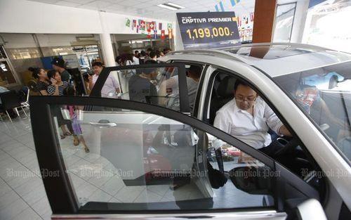Xe Chevrolet giảm giá 50%, Thái Lan cảnh báo người tiêu dùng