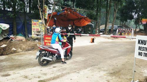 Vĩnh Phúc: Sắp dỡ bỏ phong tỏa cách ly xã Sơn Lôi
