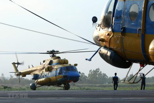 Bộ đội Không quân Việt Nam phát huy truyền thống anh hùng