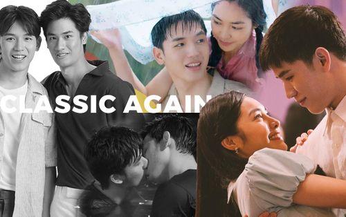Thái Lan làm lại The Classic của Son Ye Jin: Chán quen con trai, Kao (Dark Blue Kiss) chuyển sang yêu mỹ nhân sinh năm 98?